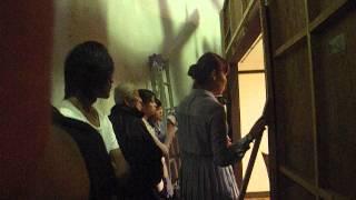 東京都調布市。日活調布撮影所の中にある映画・俳優の学校、日活芸術学...