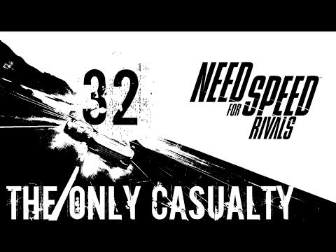 Need for Speed: Rivals Walkthrough - (Cop) Walkthrough Part 32 - Chapter 3: Gloves Come Off - The Only Casualty