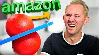 10 Strange Things On Amazon!