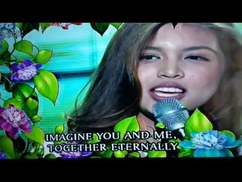 PART 2 DUET  EMAGINE  YOU And ME Alden Richard and Maine Mendosa 😊😊