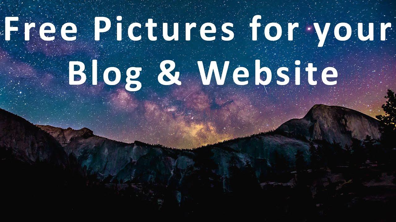 how to get a blog website