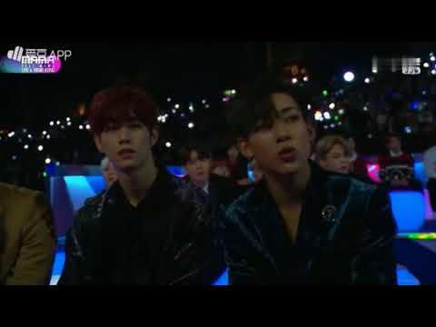 EXO Chanyeol X SoYou  - Stay Wite Me @MAMA IN HONGKONG 011217