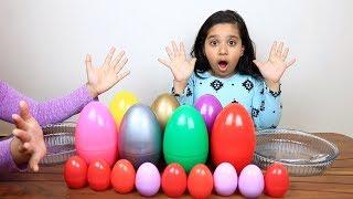 تحدي لا تختار بيضات السلايم الخاطئ !!! Don't Choose the Wrong Egg Slime Challenge
