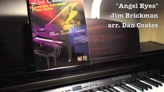 Angel Eyes Jim Brickman Dan Coates Arrangement Garageband Test