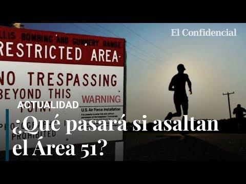 No era broma, el masivo asalto al Área 51 ya está en marcha: ¿qué puede pasar?