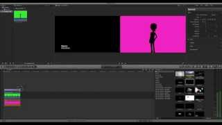 Crazytalk Animator Pro: Creating A Silhouette With Final Cut Pro X