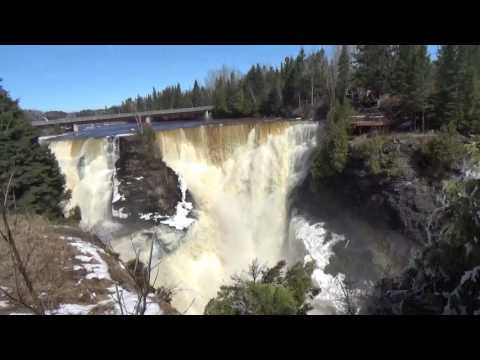 "A Video Tour Through The ""North Of Lake Superior"" Area"