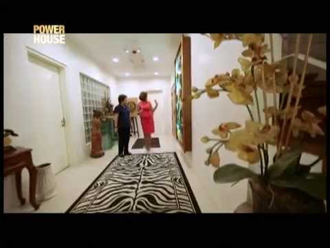 Kim Henares gives Kara David an exclusive tour of her home | Powerhouse