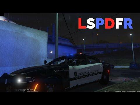 GTA 5 LSPDFR: Spike Strips! Ep.6