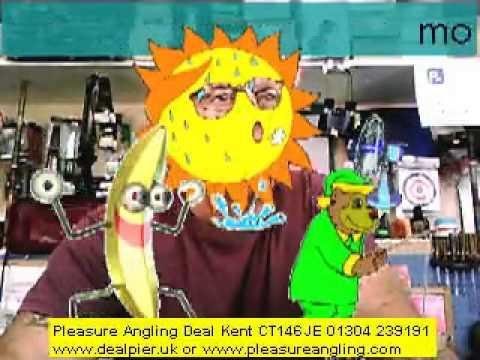 fresh bait daily @pleasure angling tackle & bait shop deal kent 3rd aug