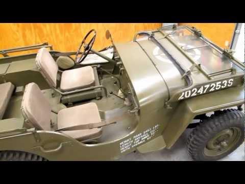 1943 Willy's MB Jeep - Walk Around