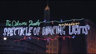 Disney's Hollywood Studios Osborne Family Spectacle of Dancing Lights 2013