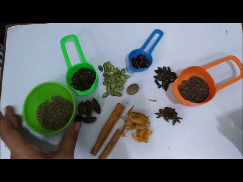 Home made Garam Masala Recipe/A chef Secret Masala