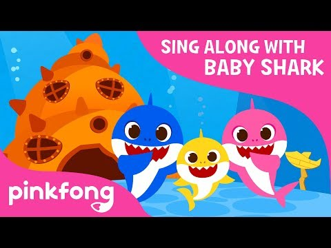 shark-house-|-sing-along-with-baby-shark-|-pinkfong-songs-for-children