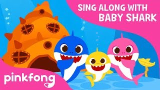 Shark House | Sing Along with Baby Shark | Pinkfong Songs for Children