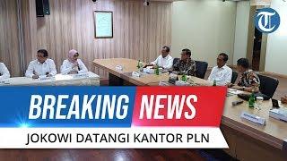 Ketika Jokowi Marah di Kantor PLN, Tanpa Basa-basi dan Langsung Pergi