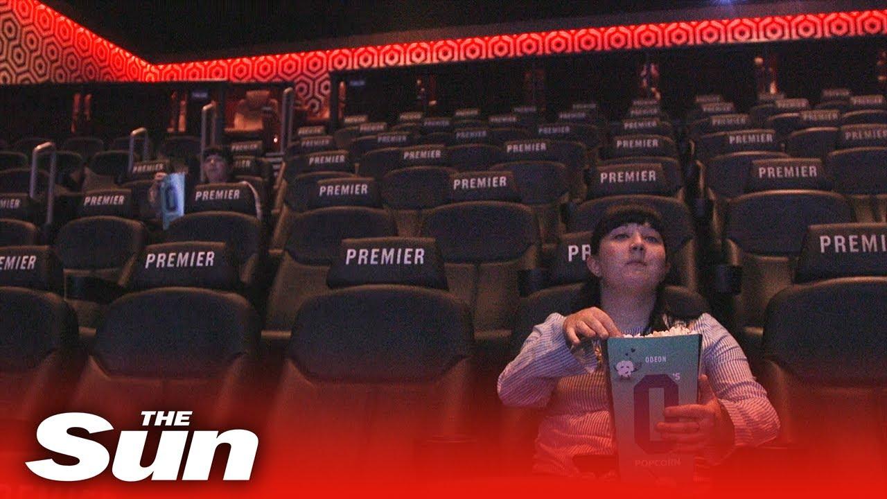 Coronavirus: how Odeon cinemas will look after COVID-19 lockdown