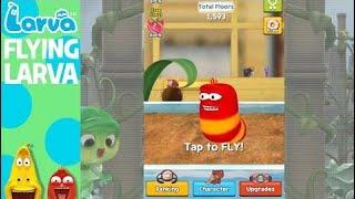 FLYING LARVA - Fun Larva Product - Play with Larva