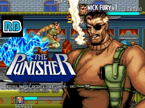1993 [60fps] The Punisher Nick NoBomb Nomiss ALL