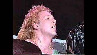 Kingdom Come Live In Japan on 12/31/1988. Lenny Wolf - Vocals / Dan...