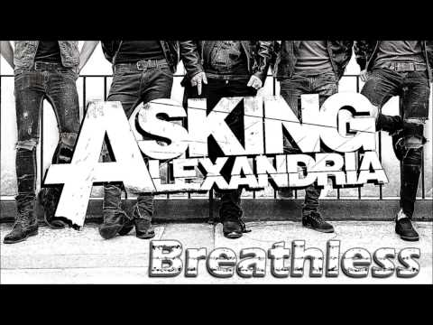 Asking Alexandria - Breathless (Only Drums)
