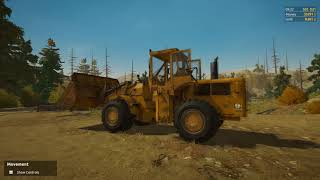 GOLD RUSH: The Game #011 FRONT END LOADER