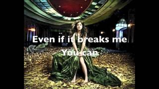 Kelly Clarkson Honestly with lyrics