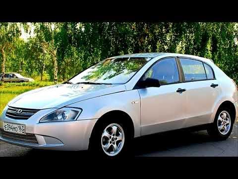Lada Silhouette – автомобиль, который АвтоВАЗ собирался выпускать вместо Лады Весты.