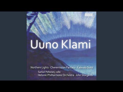 Tsheremissilainen fantasia (Cheremis Fantasia) , Op. 19: Part I