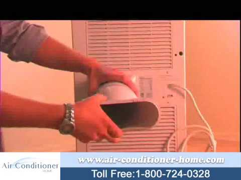 Whirlpool Air Conditioner Parts How to Vent a Portable Air Conditioner from Air ...