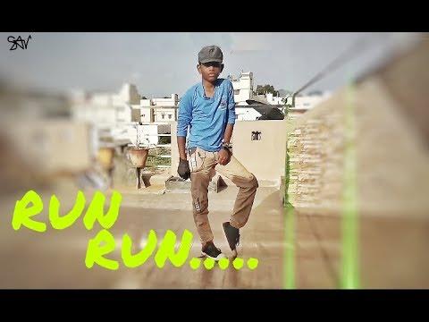 Idderamailatho || run run song || cover by sai akul vardhan