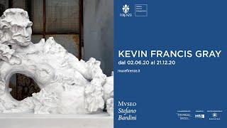 Dal 2 giugno al 21 dicembre 2020 il museo stefano bardini di firenze presenta la mostra kevin francis gray, curata da antonella nesi e dedicata all'artista d...