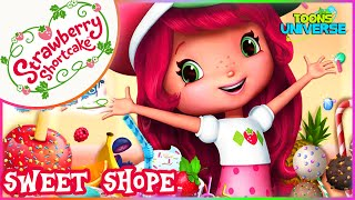 Strawberry Shortcake Sweet Shop – Candy Maker Jam Packed Fruit Pops Cute Game for Children HD