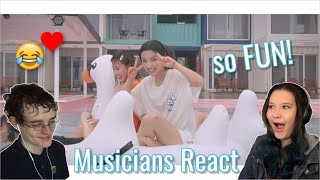 Download Mp3  G I-dle 'i'm The Trend' Mv Reaction