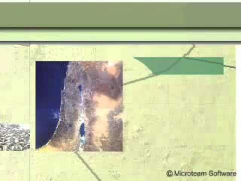 معجزة أخفض منطقة على سطح الأرض البحر الميت Youtube