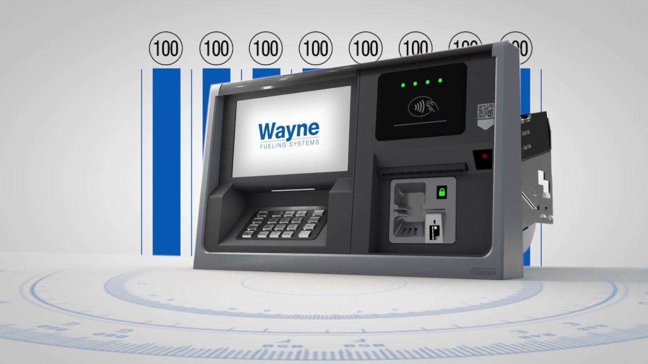 Wayne iX Pay™ T7 Secure Payment Terminal