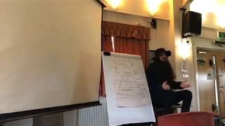 NLP course live stream segment Logical Levels of Change