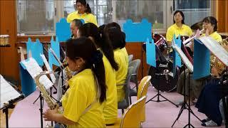宮代町子育てひろば 吹奏楽コンサート 2017.9.20