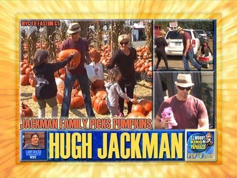 HUGH JACKMAN &