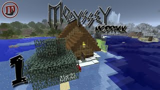 Modyssey - Ep1 - Empieza una aventura épica =)