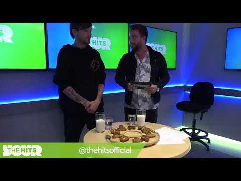 Louis Tomlinson plays Peri Peri Roulette on The Hits