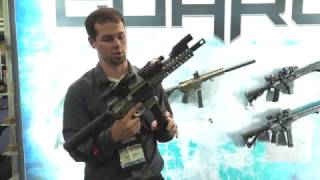 CMMG MkG-45 Guard in .45 ACP PCC – 2017 NRA Show