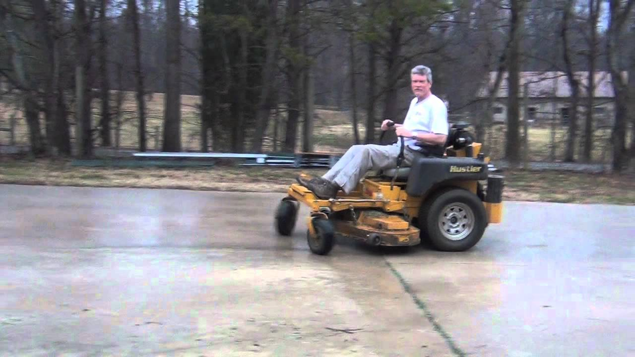 Lawnmower Wheelies