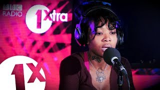 Summer Walker - 40 Shades of Choke (1Xtra Live Lounge)