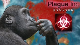MONKEY SEE MONKEY DO | Plague Inc Evolved BRUTAL Difficulty PC Gameplay/Let