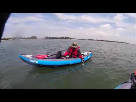 Singapore Kayak Fishing (20160729 KAL Fishing Kaki)