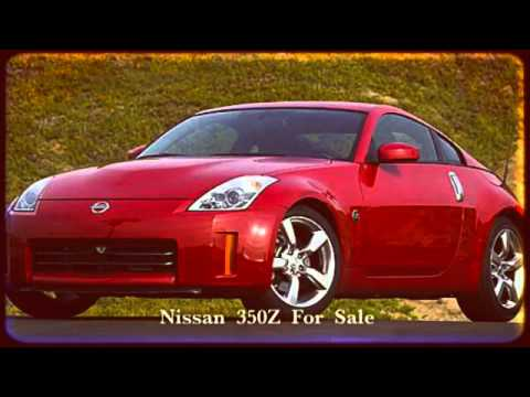 affordable used nissan 350z two seat sports cars for sale youtube. Black Bedroom Furniture Sets. Home Design Ideas