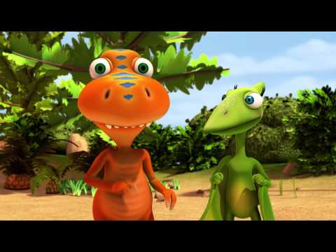 Valley of the Stygimoloch - Dinosaur Train - The Jim Henson Company