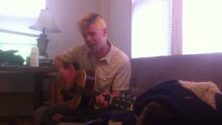 "Brooks covers ""burnout"" by green day"