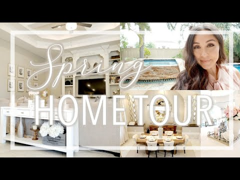 SPRING HOME TOUR || HOUSE TOUR 2019